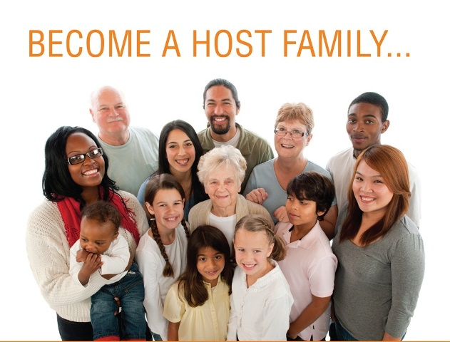 Become a Host Family with Active Language Learning