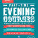 Evening Classes in September