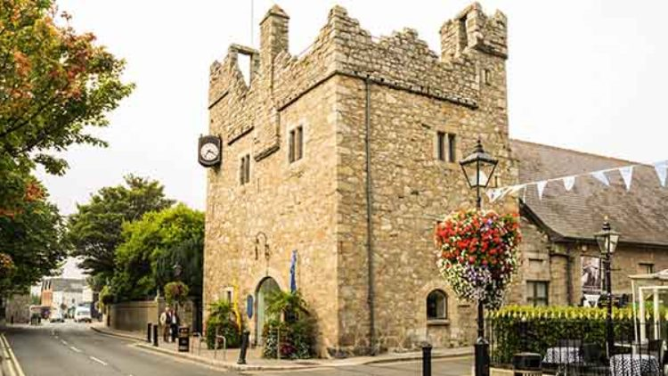 Dalkey Castle Tour