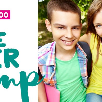 English Language & Activity Summer Camp 2020