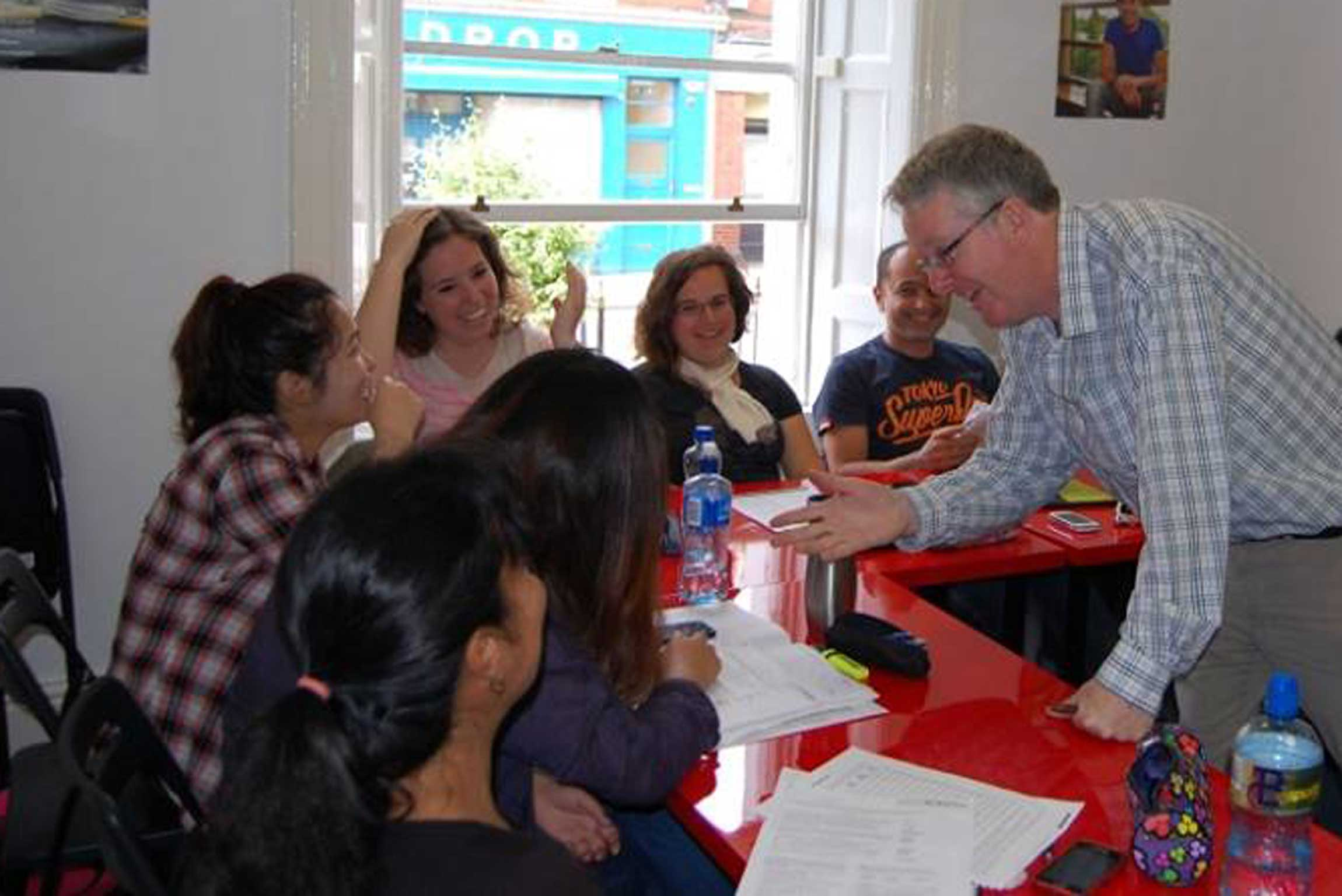 Intensive English Courses - Active Language Learning