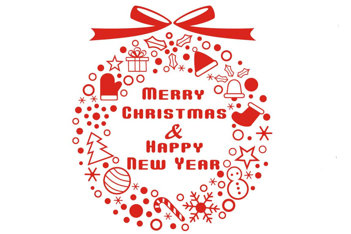 Merry Christmas and Happy New Year - Active Language Learning