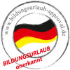 Bildungsurlaub Approval of Language Schools